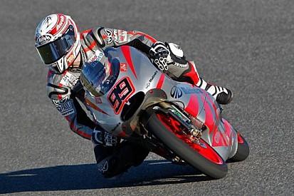 A sorpresa la prima pole position di Danny Webb