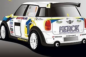 Rally Ultime notizie Longhi prepara il debutto con la Mini Countryman