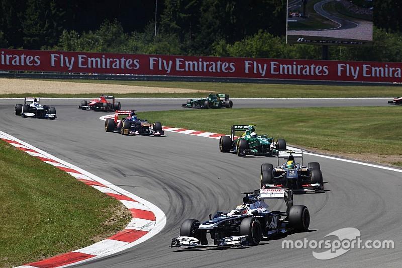 Le Nürburgring souhaite retrouver la F1 en 2017