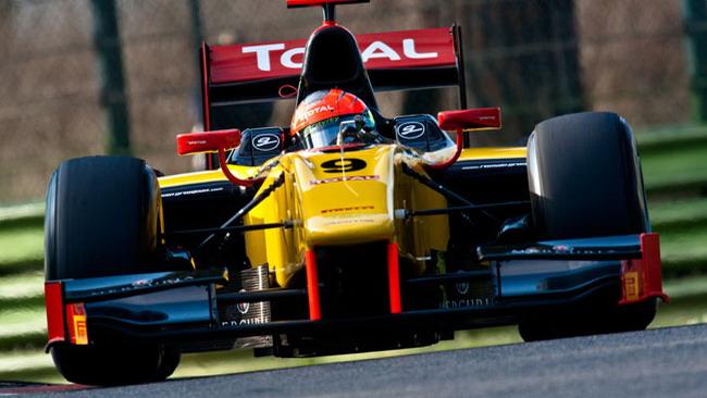 Grosjean domina gara 1 ed ipoteca il titolo!