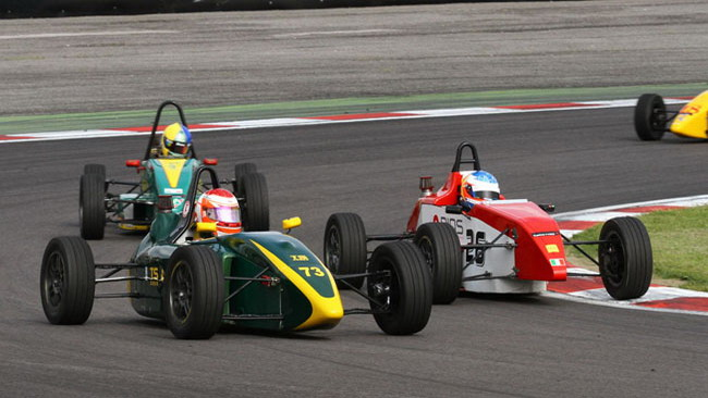 Anche la Formula Junior nel weekend di Imola