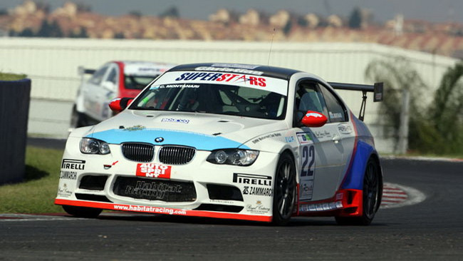 Il NOS Racing pronto ad entrare in Superstars