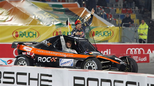 Race of Champions: poker tedesco nella Nations Cup