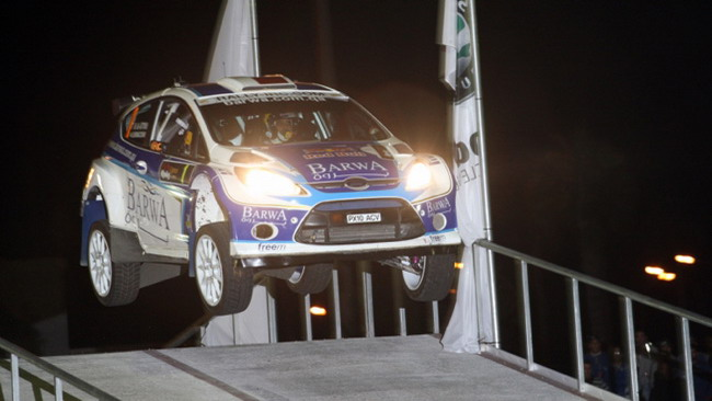 Cipro, PS1: Al-Attiyah guida la tripletta Ford