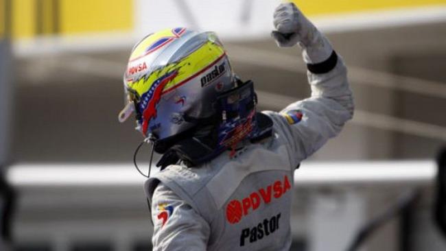 Pastor Maldonado è campione - Vietoris vince la gara