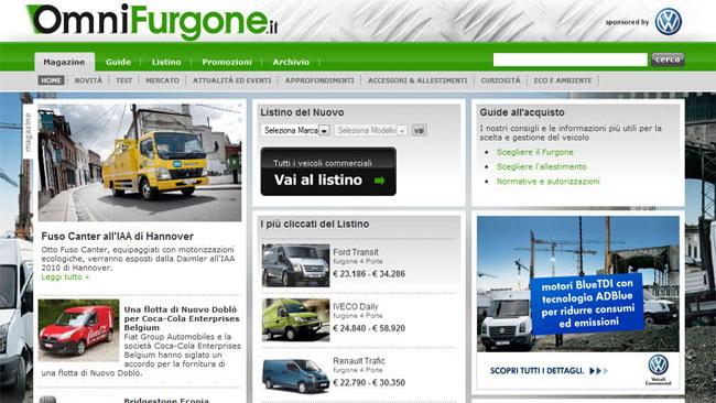 E' online OmniFurgone.it