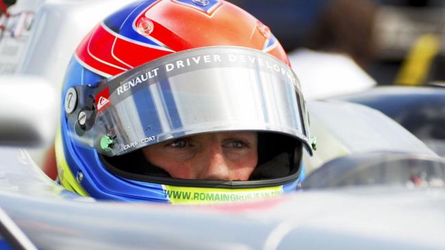 Grosjean torna una tantum con la DAMS