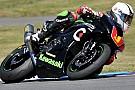 Elliott e la Kawasaki in pole provvisoria a Brno