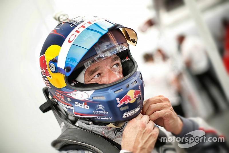 Sébastien Loeb en Supertourisme à Magny-Cours