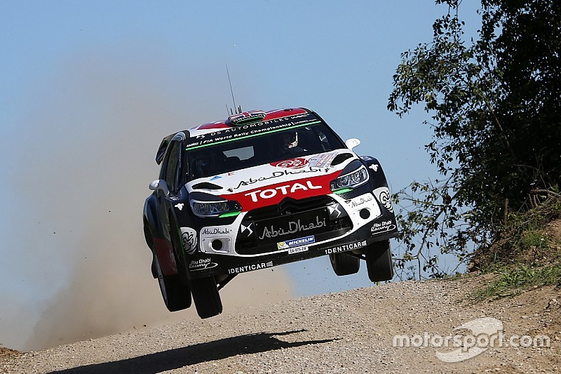 Rally Finland: Faster, higher, harder!