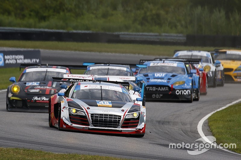 Rock Park complete IMSA weekend results