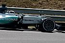 Budapest, Q1: anche le Mercedes subito con le soft