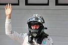 """Meio segundo atrás, Rosberg é lacônico: """"não tenho explicação"""""""