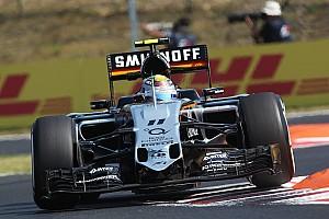 Fórmula 1 Noticias La pérdida de tiempo afectó a Pérez