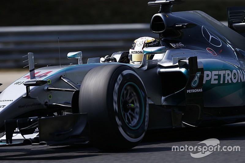 Regrets pour Hamilton après une course décevante