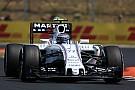 Williams se voyait sur le podium mais accuse le coup au championnat