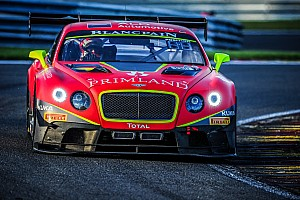 Blancpain Endurance Race report HTP successful in second 24-hour race with Bentley