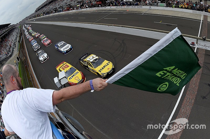 Indianapolis aero package falls short of expectations