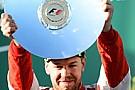 فيتيل: المركز الثالث في أستراليا كالفوز بالنسبة لفيراري