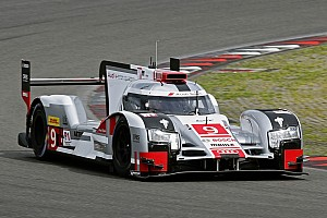 WEC Testing report Audi leads Porsche at post-Le Mans Nurburgring test