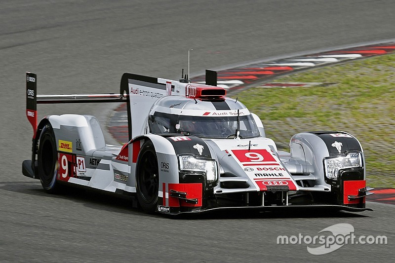 Audi leads Porsche at post-Le Mans Nurburgring test