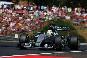 Formule 1 Actualités Hamilton a dû