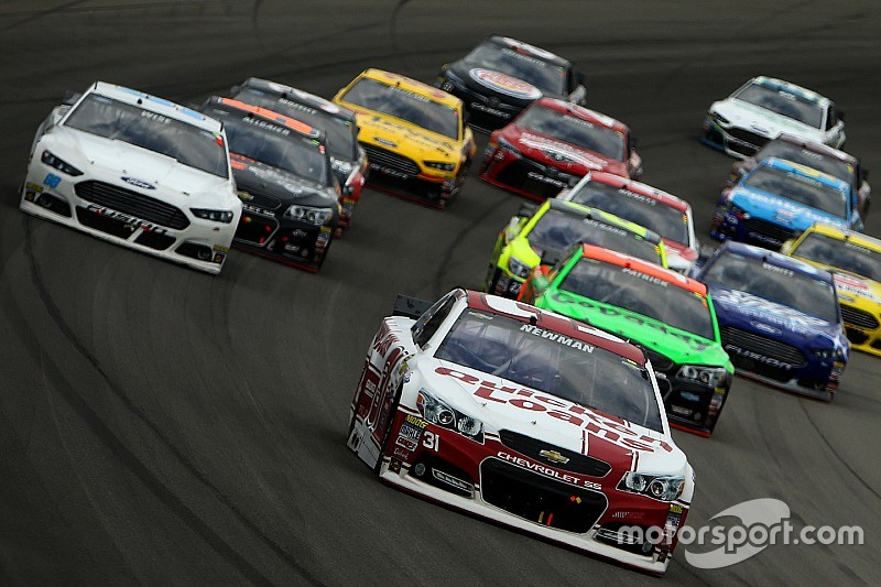 NASCAR will proceed with high-drag package at Michigan