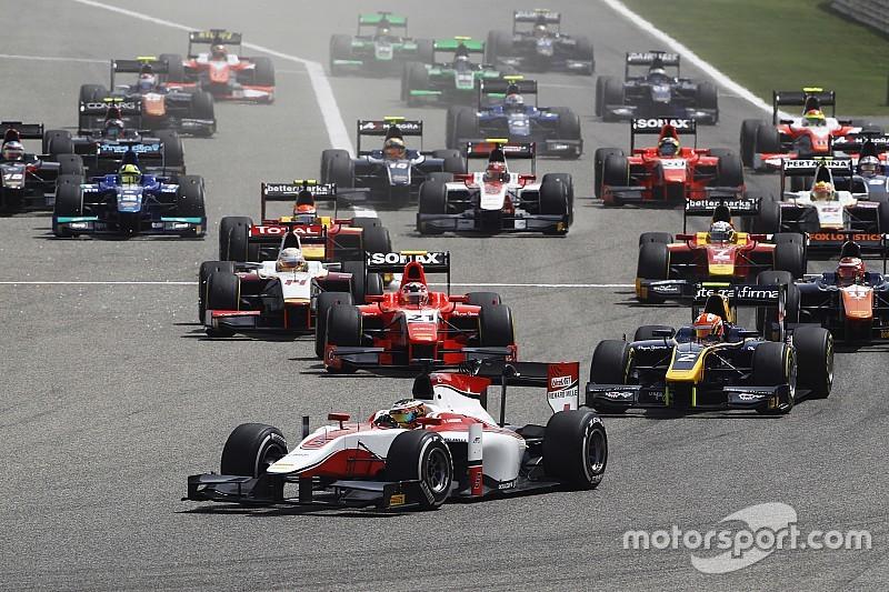 В календари GP2 и GP3 добавлен этап в Бахрейне
