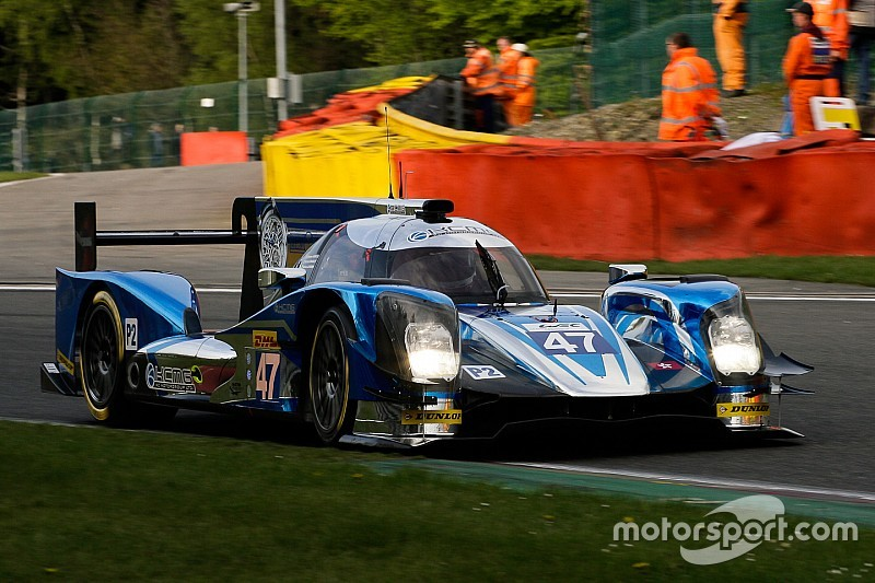 KCMG completes positive WEC test at Nurburgring