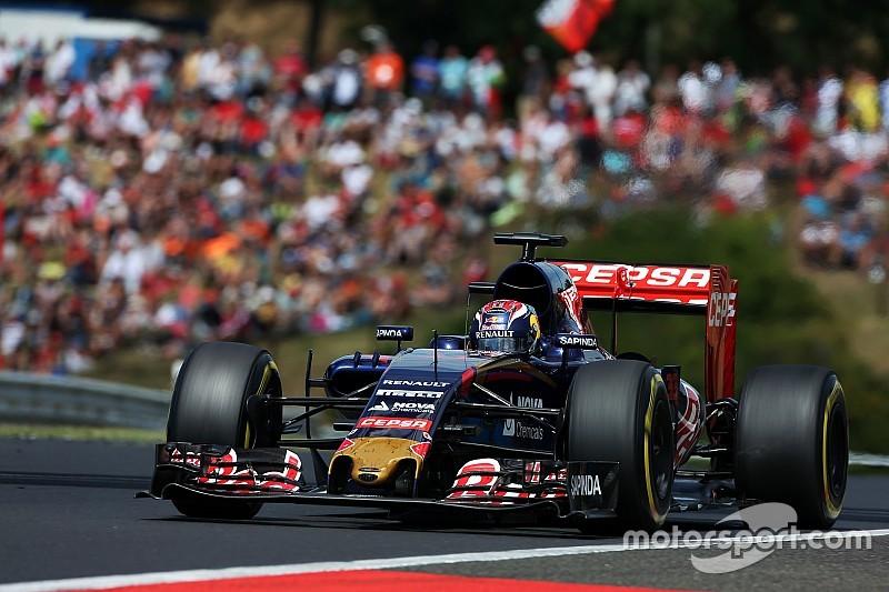 """В Toro Rosso раскритиковали систему """"жетонов"""""""