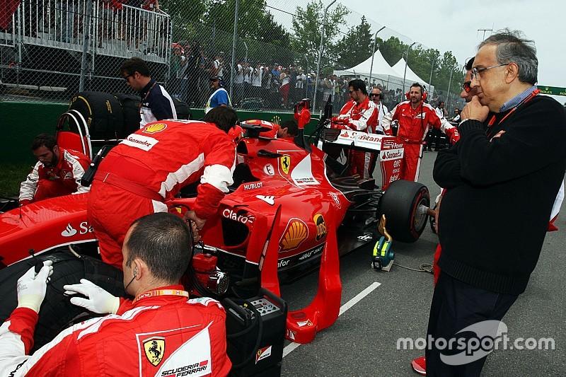 Ferrari avant l'entrée en bourse (3) - L'image de la F1