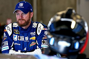 NASCAR Cup Press conference Earnhardt admits that Hendrick Motorsports has some work to do