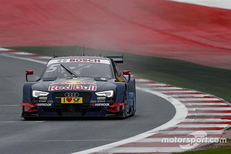 Debaixo de chuva, Ekström vence segunda corrida do DTM na Áustria