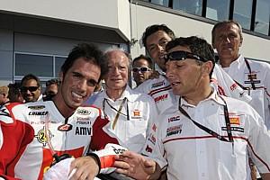 MotoGP Actualités Toni Elias se prépare pour Indianapolis