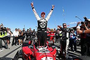 IndyCar Race report Mid-Ohio IndyCar: Rahal boosts title hopes with win