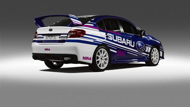 La JRM fa provare a tutti la nuova Subaru WRX STI
