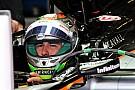Перес не намерен покидать Force India