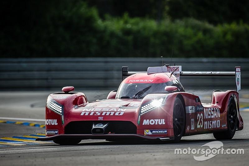 Nissan пропустит этап на Нюрбургринге