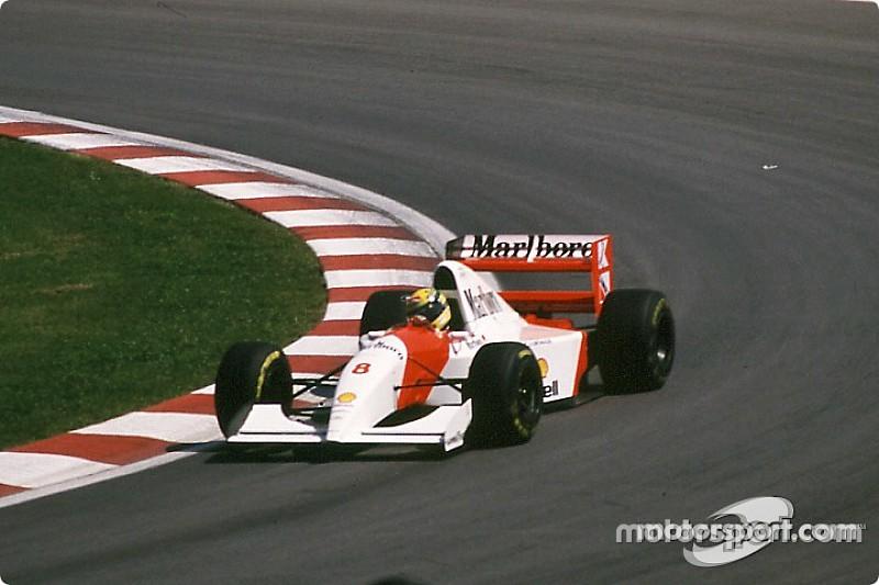 """Ex-companheiro de Senna, Andretti recorda: """"não era fácil"""""""