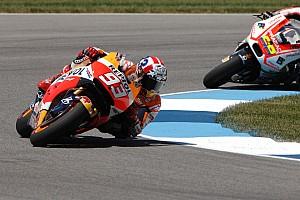 MotoGP Résumé de qualifications Troisième pole-position consécutive à Indianapolis pour Marc Márquez