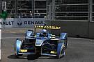 """Nuova """"elettrizzante"""" livrea per la Renault e.dams"""