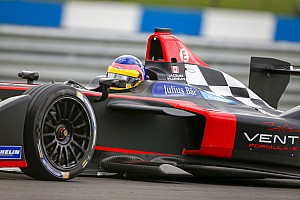 "Formula E Interview Villeneuve: ""I'm not here as a whizzkid, it's because I love racing"""