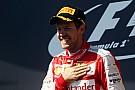 Un test sur la Ferrari 488 GTB pour Vettel?