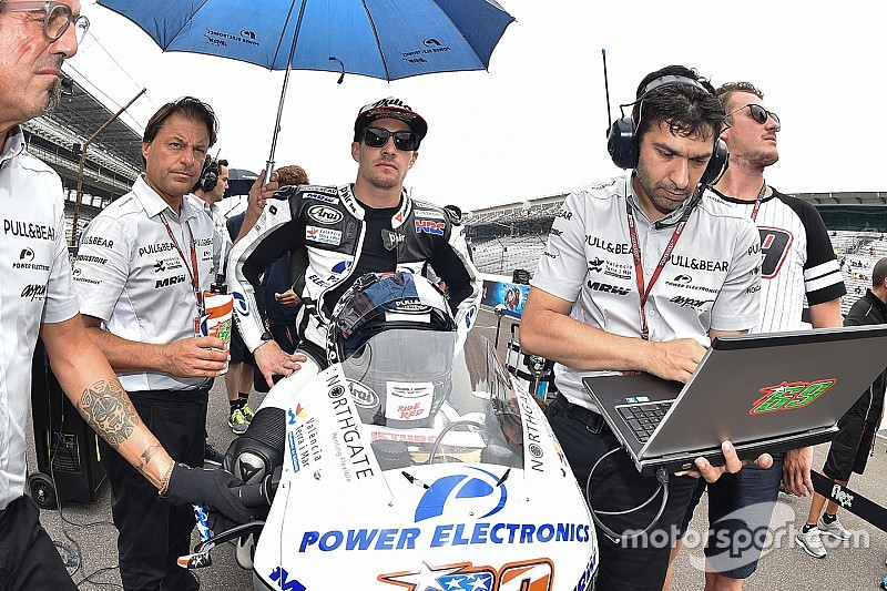 """Nicky Hayden - """"Je ne veux pas quitter le MotoGP sur ces résultats"""""""