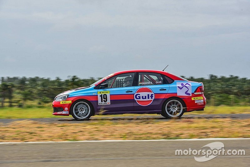 Bolisetti: Enjoyed driving in oval circuits