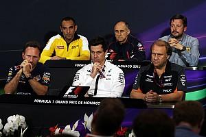 F1 Noticias de última hora Los jefes de equipo deben dejar de ser