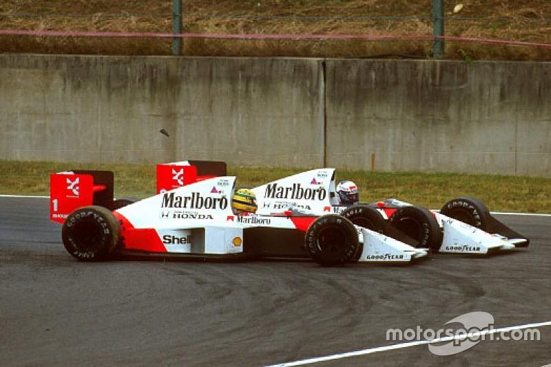 Senna e Prost poderiam ter juntado forças?