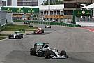 Le pessimisme qui entoure la F1 n'est pas un désastre