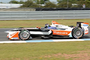 Formula E Commentary Mahindra moving in the right direction?