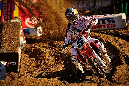 Ryan Dungey campione anche nel National 450!